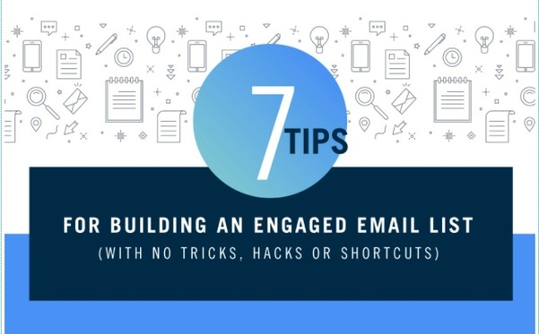 3 Tips for Building an Engaged Email List